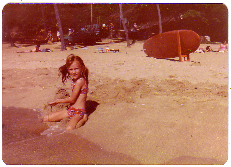 Me in Hawaii, 1980